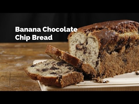 Banana Chocolate Chip Bread Recipe | Yummy Ph