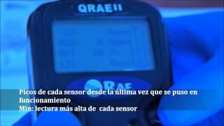 DETECTOR DE GASES PORTATIL - QRAE II - YARETH QUIMICOS LTDA