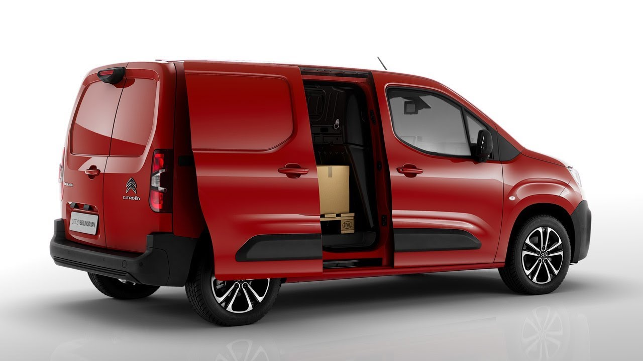 2018 citro n berlingo van revealed youtube. Black Bedroom Furniture Sets. Home Design Ideas