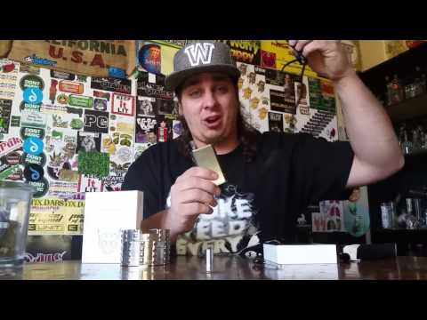 LINX GAIA VAPORIZER!! OFFICIAL REVIEW!!!!!!