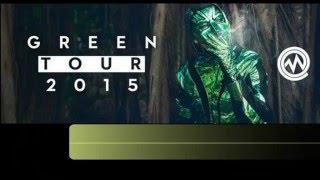 Marsimoto - Absinth & Der Nazi und das Gras & Der Döner in mir @Columbia Club Green Tour 2015