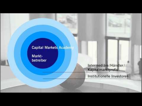 Börsenwissen aus erster Hand: Die Capital Markets Academy
