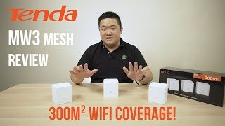 I Changed My Mind About Mesh Networking  | Tenda MW3