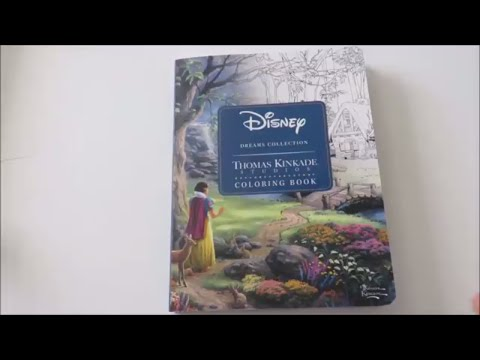 disney-dreams-collection-thomas-kinkade-studios-coloring-book