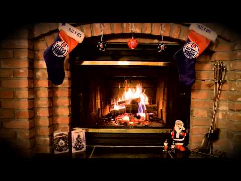 Official Edmonton Oilers Holiday Log