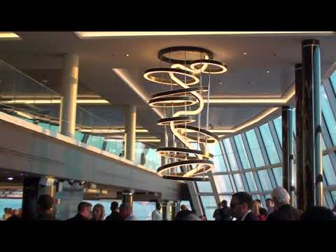 Ship tour Norwegian Bliss, the new NCL cruise ship