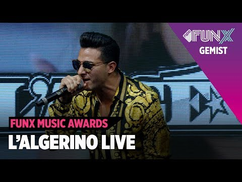L'ALGERINO - VA BENE LIVE | FUNX MUSIC AWARDS 2018