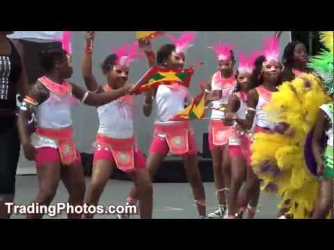 Junior Carnival 2011 part 5of 7, All Nation spice kids