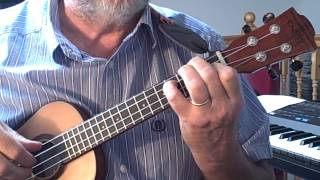 """Yesterday Once More"". The Carpenters on Ukulele - Colin Tribe on LEHO concert"