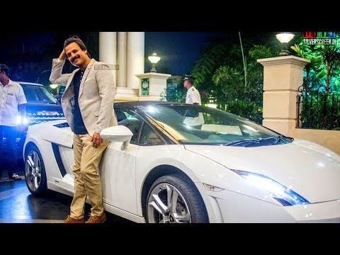 Vivek Oberoi Car Collection 2019