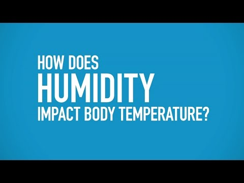 How Does Humidity Impact Body Temperature? - CamelBak HydratED