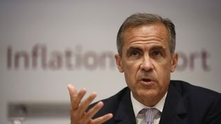 Is Mark Carney Inching Toward a Rate Hike?
