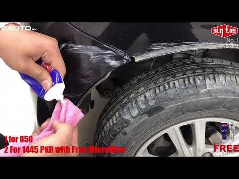 SINTAS Universal Polish – Car Scratch Remover 200g