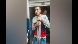 Capturan al fletero que asesinó a un policía cerca de Plaza de las Américas | Noticias Caracol