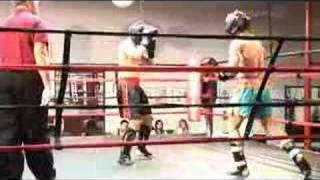 LIU-US Open Title Sanshou Fight (lightweight)  by USASKF