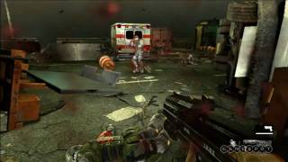F.3.A.R. E3 2010 Gameplay Movie: Helicopters and Monsters