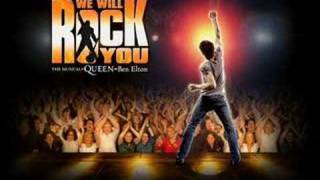 Musical - We Will Rock You ( Headlong )