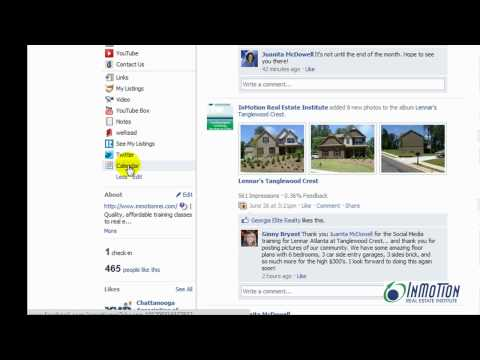 How to Add an Events Calendar on Your Facebook Page