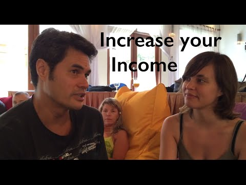 How to Increase your Income (Episode 7)