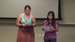 2010 SEASSI Poetry Night: Lao Poem