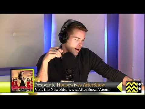 """Desperate Housewives After Show  Season 8 Episode 11 """"Who Can Say What's True?"""" 