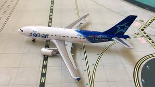 *FIRST ON YOUTUBE* Gemini Jets Air Transat A310 1:400 scale model unboxing
