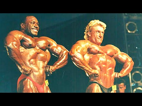 1991 Mr Olympia Revisited - Haney Vs Yates
