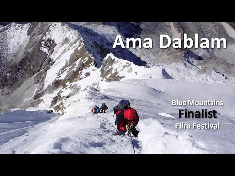 Ama Dablam (6,812m) climbing documentary, Himalaya