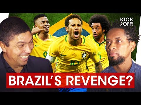 Can Brazil beat Germany at the World Cup 2018 in Russia? | Two Brazilian legends make a prediction
