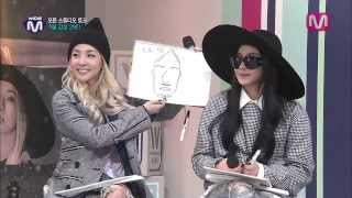 Repeat youtube video [ENGSUB] 2NE1 is looking for boyfriends!