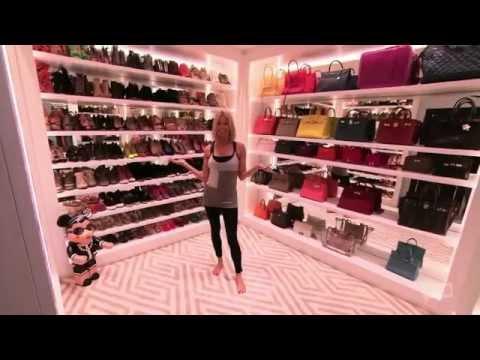 Ladies of London Caroline Stanbury's closet tour