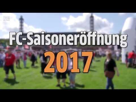 1. FC Köln: Saisoneröffnung 2017