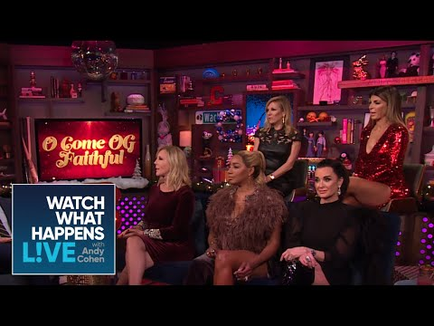 The OG 'Wives Dish On One Season Wonders | WWHL
