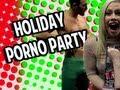 Bad Ads Holiday Porno Party PRANK | Seeking Santa Claus