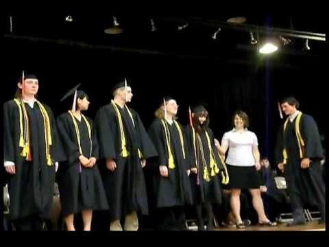 International School of Beaverton Senior Awards Assembly