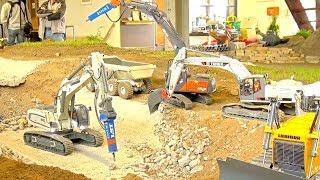 BEST OF RC CONSTRUCTION MOMENTS I RC DIGGER I RC TRUCKS I RC TRACTOR I LIEBHERR I MAN I AROCS