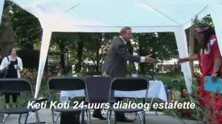 Keti Koti 24-uurs Dialoog Estafette