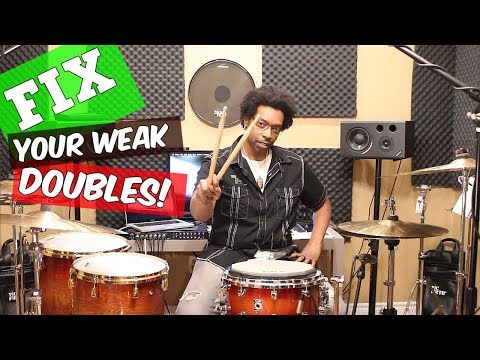 FIX Your WEAK DOUBLES With ONE EASY EXERCISE!!