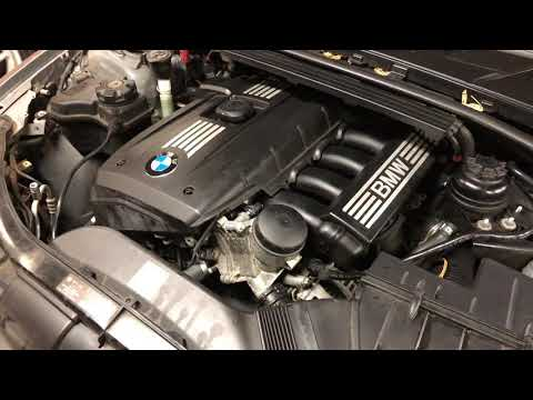 N52 P0012 Camshaft A over retarded sounds like marbles at idle