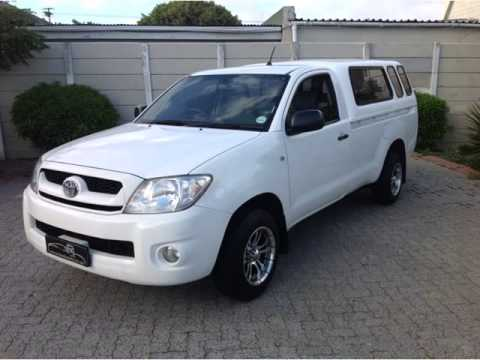 2010 TOYOTA HILUX 2.0vvti Auto For Sale On Auto Trader South Africa