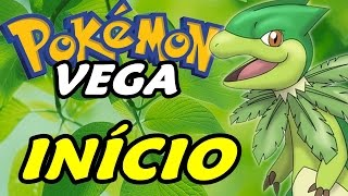 Pokémon Vega (Hack Rom) - O Início com Fakemons