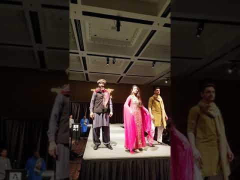 PSA at University of Texas at Arlington Fashion Show '18