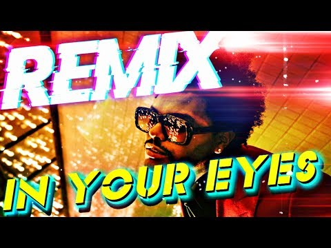 THE WEEKND - IN YOUR EYES (COVER BY NAZAR KHOMIAKEVYCH) + KARAOKE!