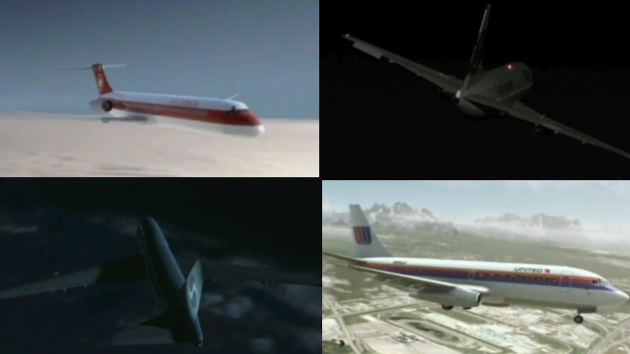 Download Air Crash Investigation Season 4 - All Crash/Landing Animations