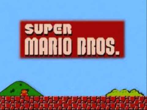 Super Mario Brothers 1 Music - Main Theme & Overworld
