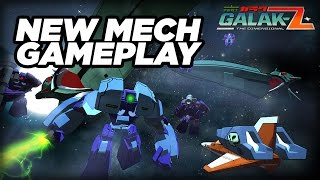 New Mech Gameplay in Galak-Z The Dimensional
