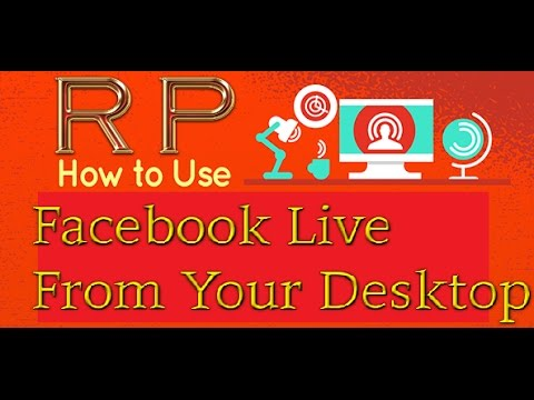 how to find a livestream on facebook