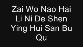 Qing Fei De Yi by Harlem Yu Lyrics PINYIN Mp3