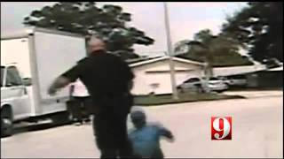 POLICE BRUTALITY: Cop Turns off Dash Cam & Attacks Unarmed 66 Year Old Man with Dementia