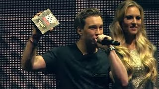 amf2014 hardwell crowned no1 at the dj mag top 100 djs ceremony